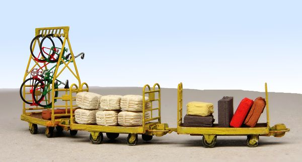 REE luggage trolleys