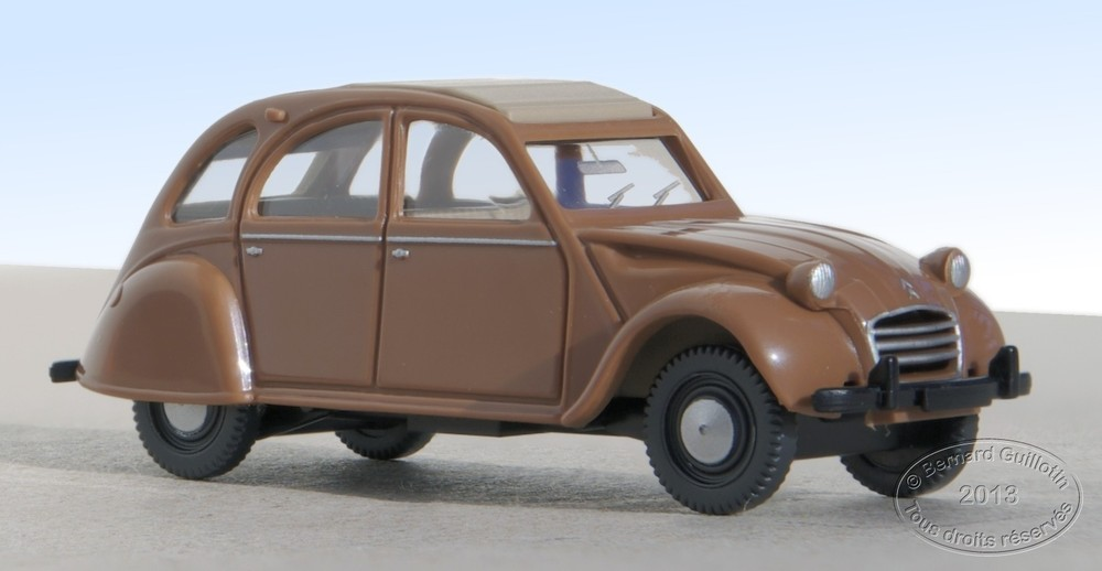 Citroën 2 CV6 Wiking