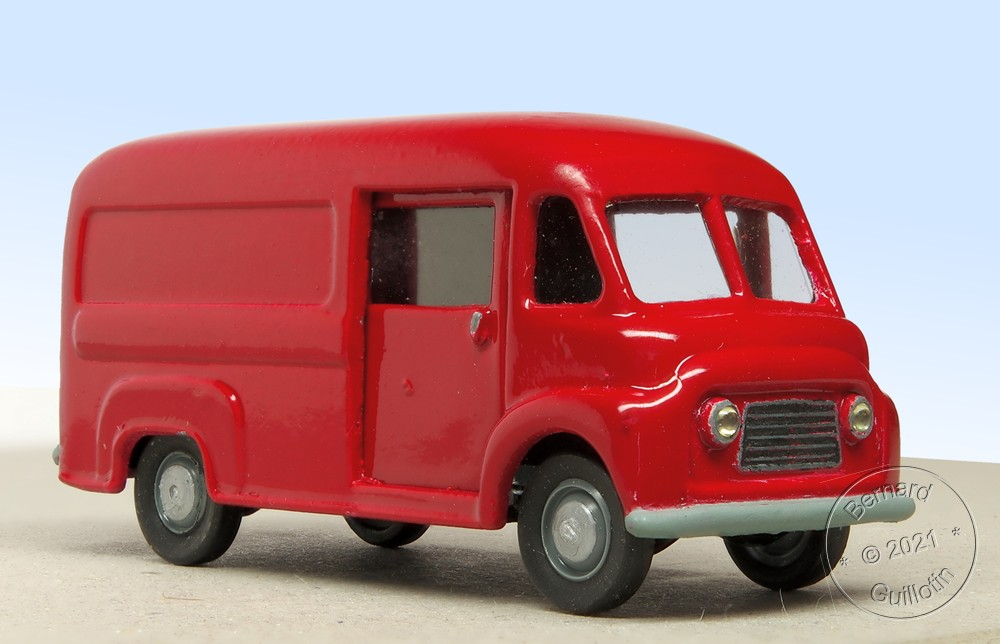 Camionnette Commer Matchbox