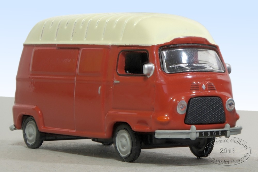 Renault Estafette Assistance Atlas