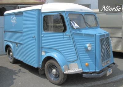 Old Citroën H