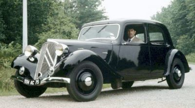 Citroën Traction Avant 7S
