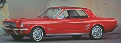 Ford Mustang 1964 hard top