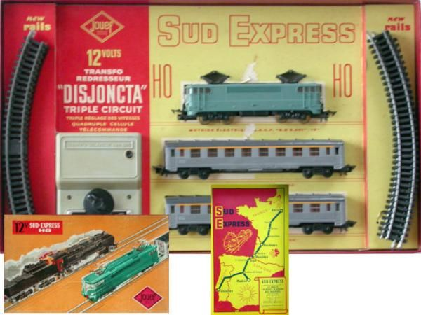 Sud-Express Jouef