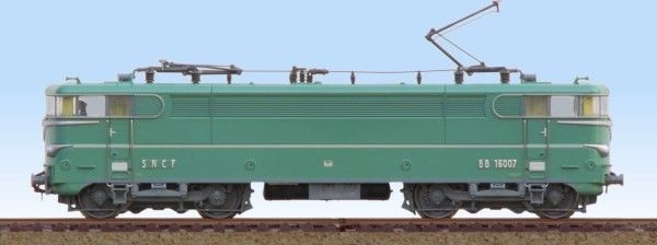 BB 16007 profile view