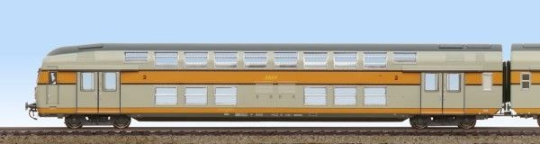 Profile view of VB2N driving coach
