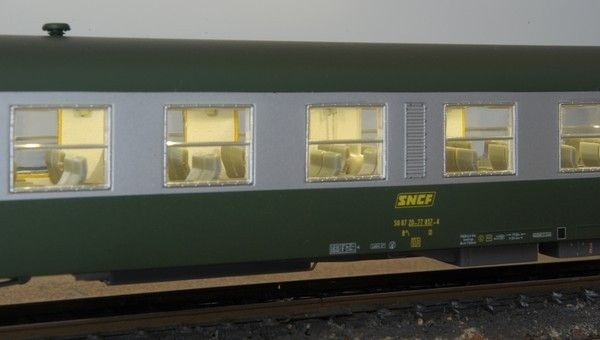 Interior of B10t USI LS Models