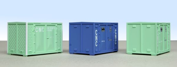 12 m³ containers REE