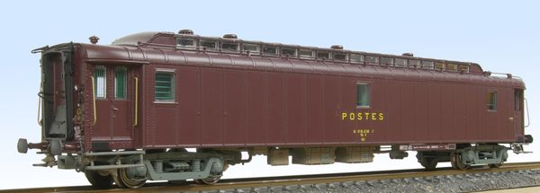 Ambulant postal OCEM LS Models