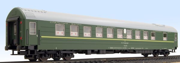 SZD Y-type sleeping car Tillig