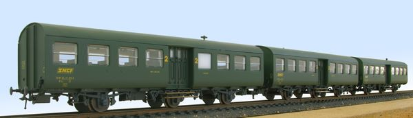3-axle B9tz car LS Models