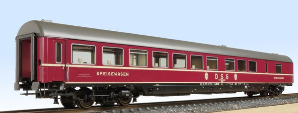 DB dining car WRüm Roco