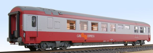 Voiture Gril-Express LS Models