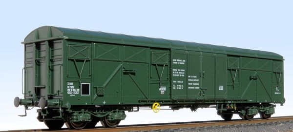 Covered wagon Gas LS Models