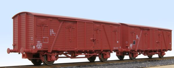 Gs standard covered wagon LS Models