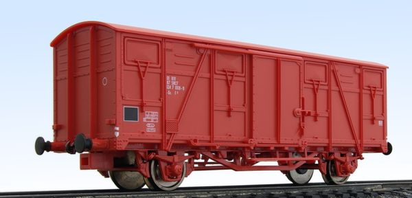 A-Standard covered wagon LS Models