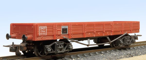 Wagon plat TP Hornby