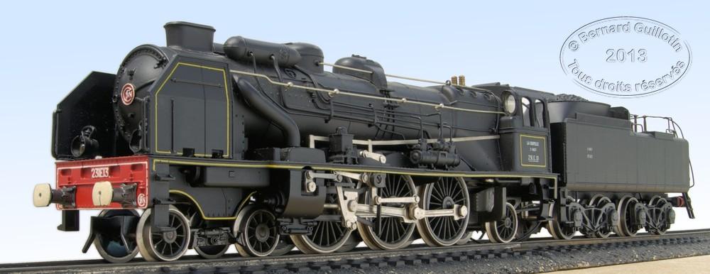 locomotive vapeur 231 e 13 rivarossi. Black Bedroom Furniture Sets. Home Design Ideas