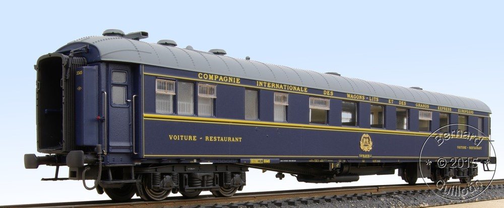 CIWL dining car LSModels