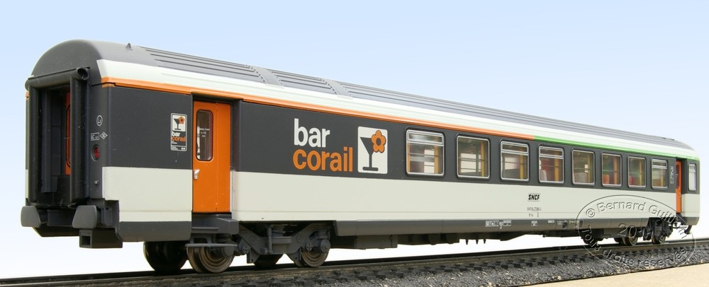 Corail bar car LS Models