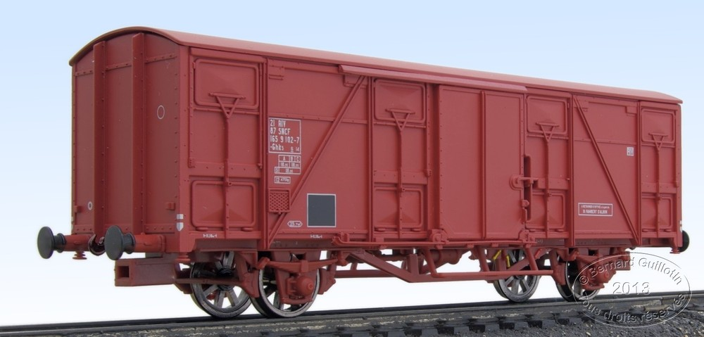 Ghks plywood covered wagon LS Models