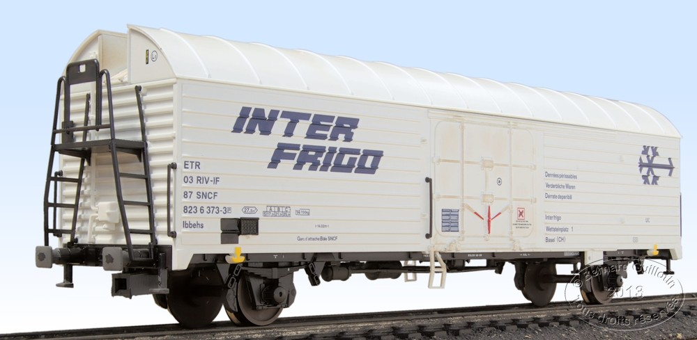 Interfrigo Ibbehs Roco