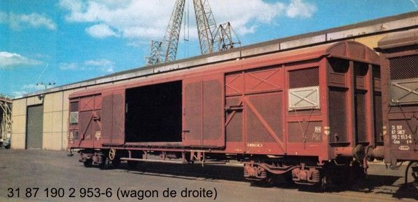 Wagon Gas