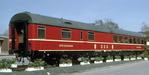DB dining car WRüm